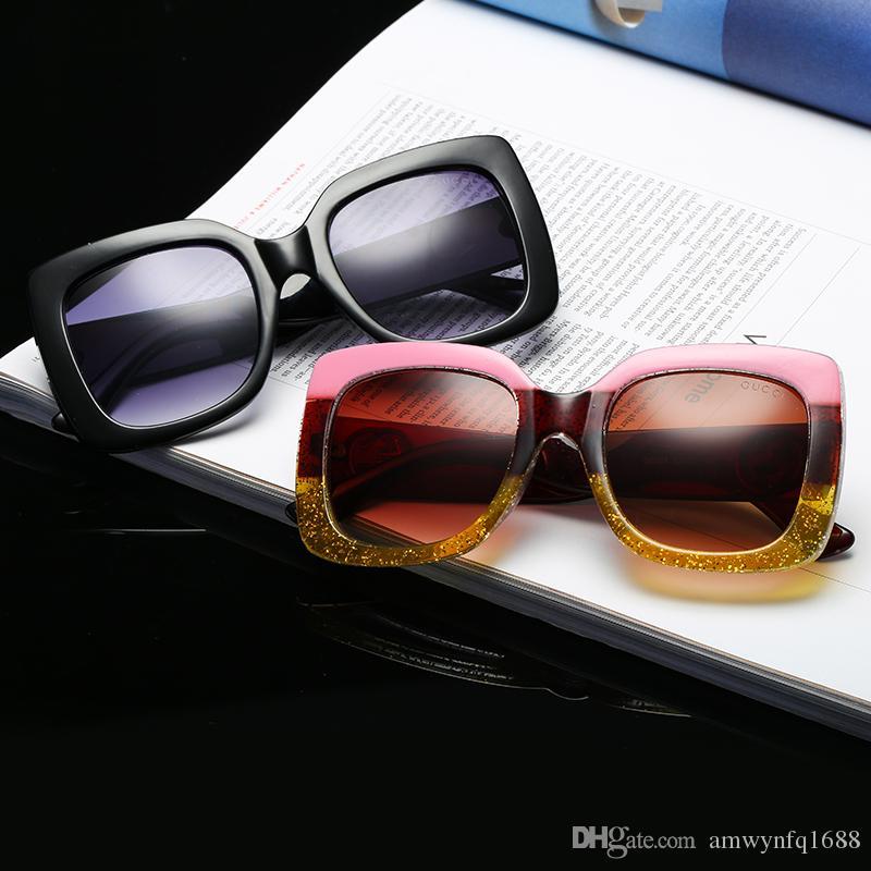 6296fa6ed66 Brand Designer Sunglasses High Quality Metal Hinge Sunglasses Men ...