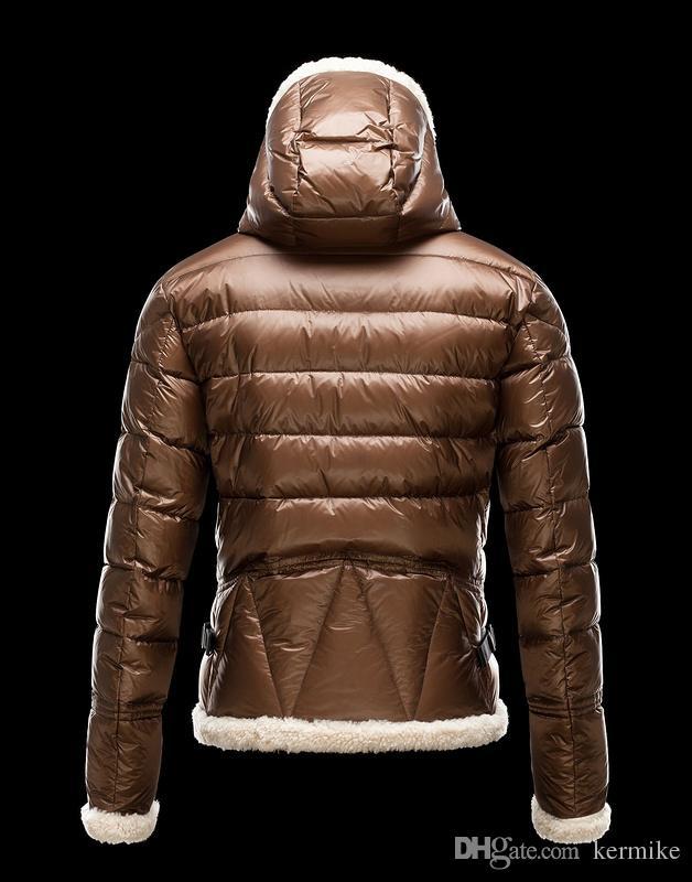 Heißer verkauf 2017 neueste arten mode daunenjacke 100% gänsedaunen männer clothing oberbekleidung mäntel mischauftrag männer lange daunenjacke # 201802