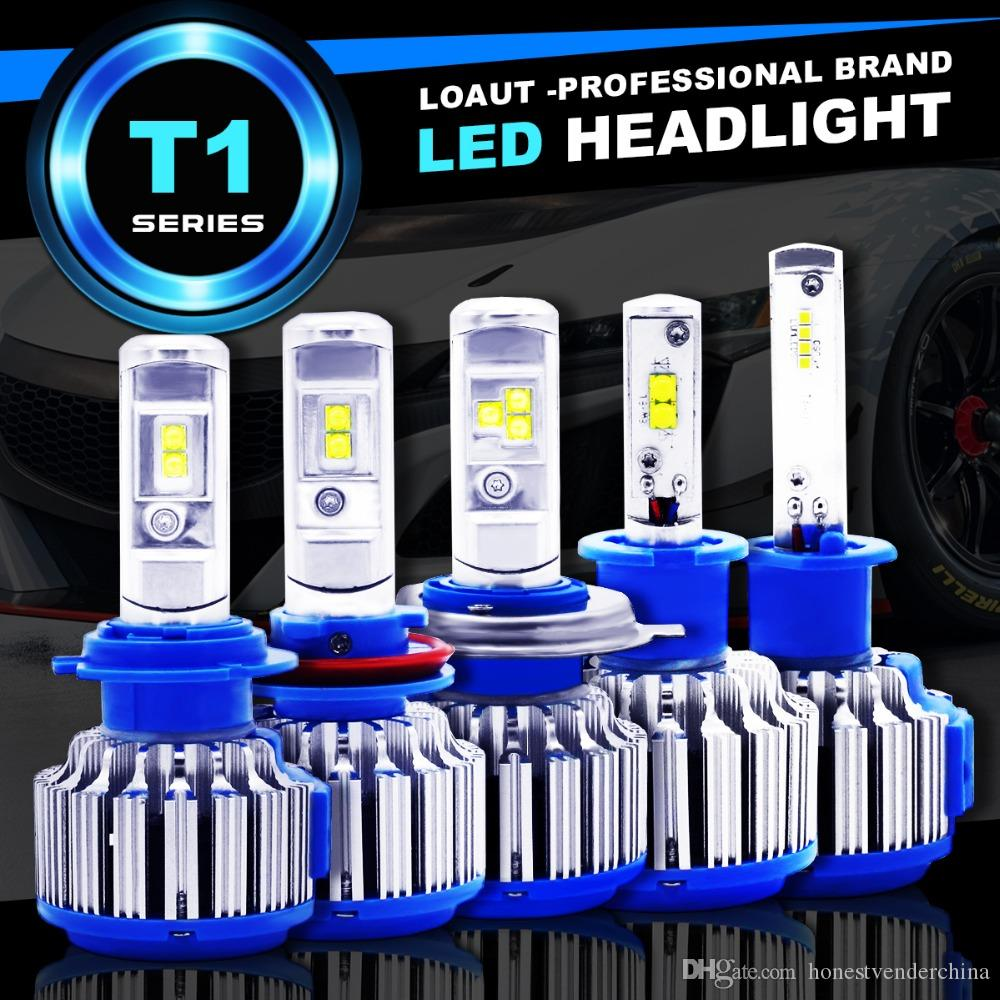 Light Phare 9004 De H3 Drl Daytime Led 881 Lampe Plugplay T1 H8 880 Turbo H11 9006 H1 2018 H9 Canbus 9005 Running Nouveau H7 H4 Voiture ALRj435
