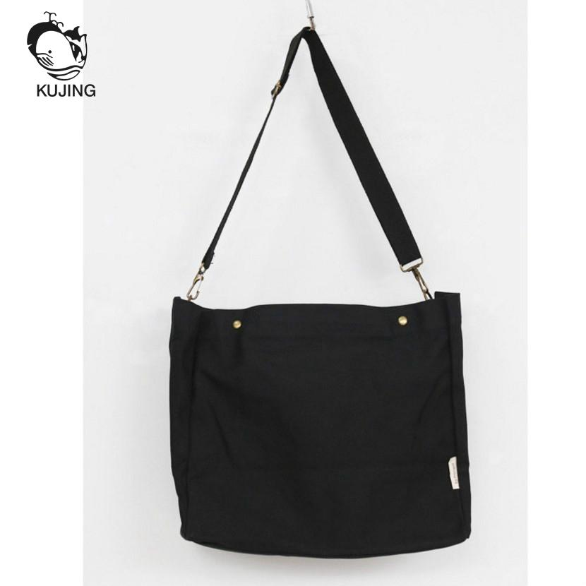 0e2840f533 KUJING Ladies Handbags Quality Canvas Women Shoulder Messenger Bag Literary  Youth Leisure Bag Women Shopping Hot Women Bags Leather Bags For Men From  ...
