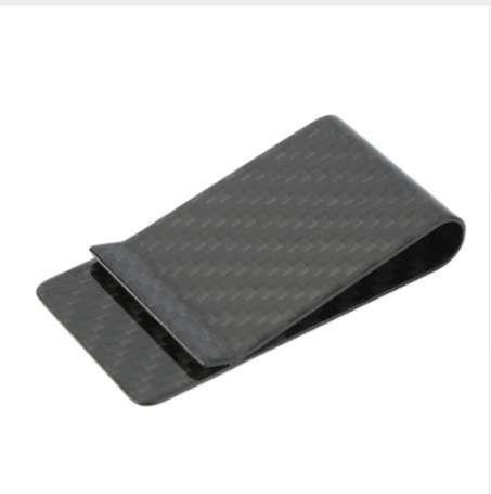 a23a14b0cf3b Money Clip Real Carbon Fiber Money Clip Business Card Credit Card ...