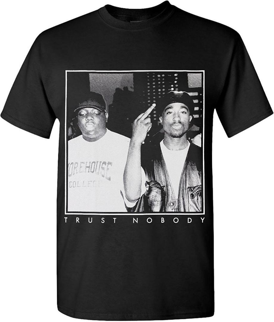 Hat And Beyond Hip Hop Legend Rappers Graphic T Shirts King Crown Gold  Tupac Custom Shirt Black Shirts From Pileilang 982da8a1899