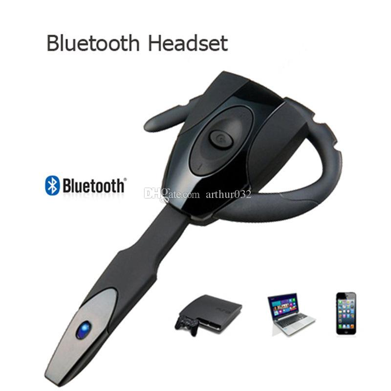 EX-01 EarHook Wireless In-ear Stereo Bluetooth Gaming Headset Headphone Business Earphone Handsfree with Mic for PS3 Smartphone Tablet PC