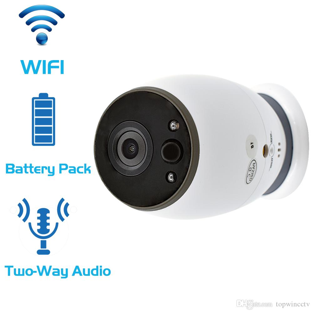 CCTV Battery WiFi IP Camera HD 720P Mini Wireless Video Baby Monitor P2P Indoor Security Smart ip camera IR Night Vision camera