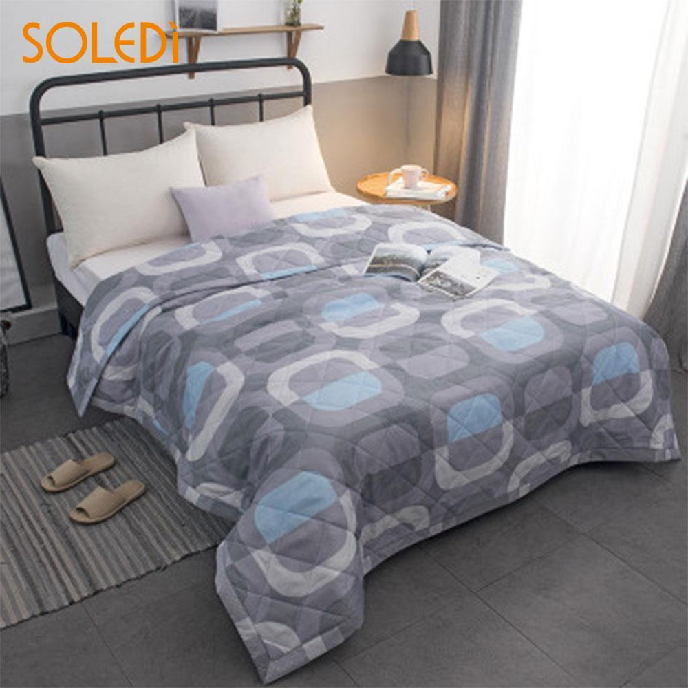 Quilt Cover Anti Microbial Single Sofa Throws Decal Blanket Body Cover 150 200cm 6 Sizes Beding Covers Outdoor Carpet