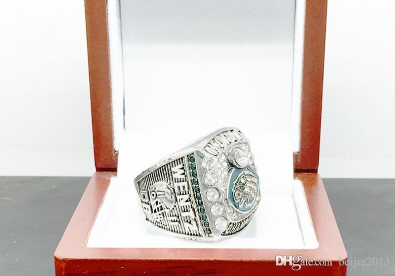 I più nuovi gioielli dell'anello di campionato 2017 2018 Philadelphia Animals World 52th Championship Ring Gift drop shipping all'ingrosso