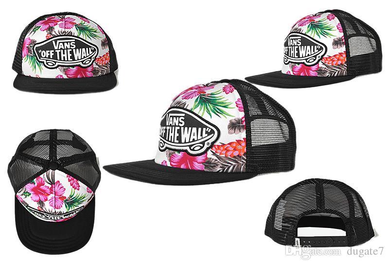 2018 Men Hat Van Logo Adjustable Casual Caps Hip Hop Hat Snapback Hat Baby  Caps 47 Brand Hats From Dugate7 6ca8629b307