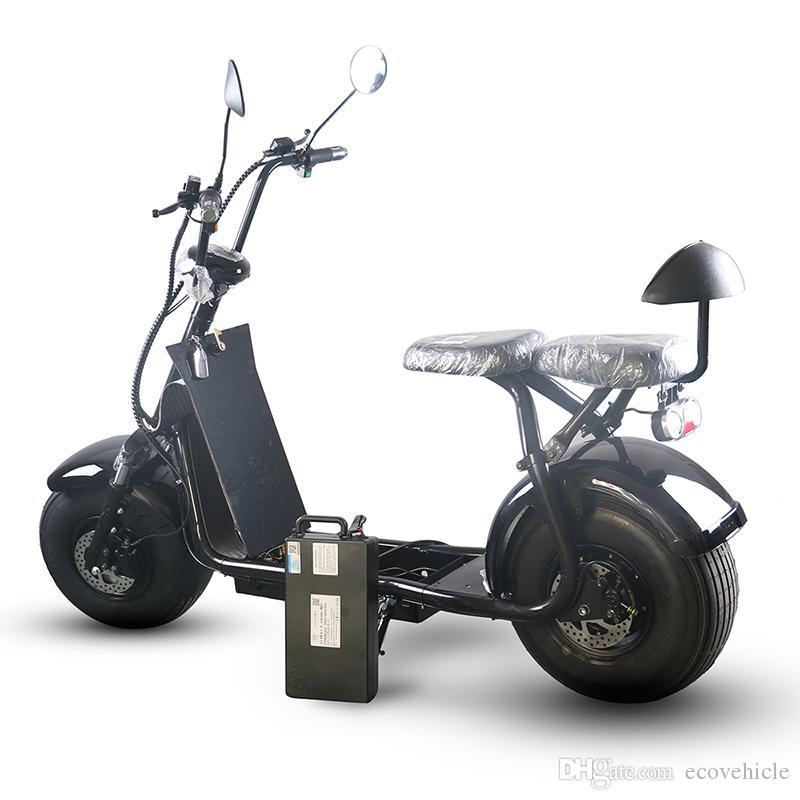 SC03 Pro 1000 Watt 60 V 20ah Lithium Batterie Elektrische Citycoco Roller Lager In Europa