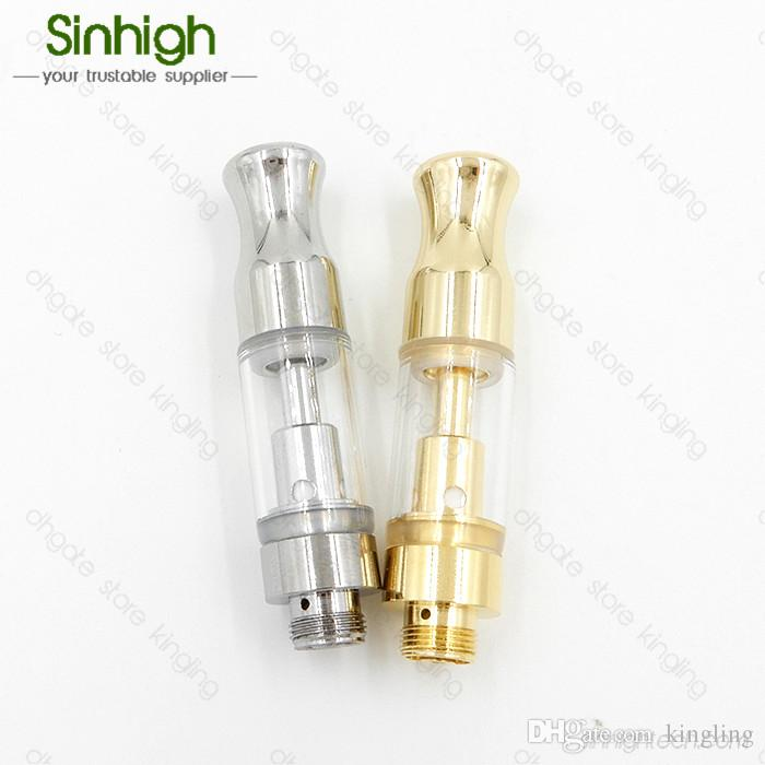 Ki v2 Gold Vape Pen for Concentrates for 510 Thread Oil Cartridges
