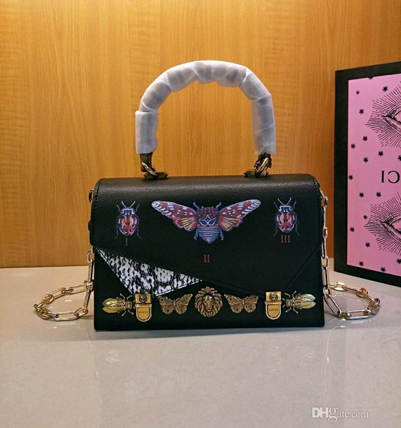c8c618c808 2018 Brand Famous Luxury Women Designer Handbags Latest Pest Models Purses  Female Genuine Leather Crossbody Shoulder Bags Ladies Purse Crossbody Purses  From ...
