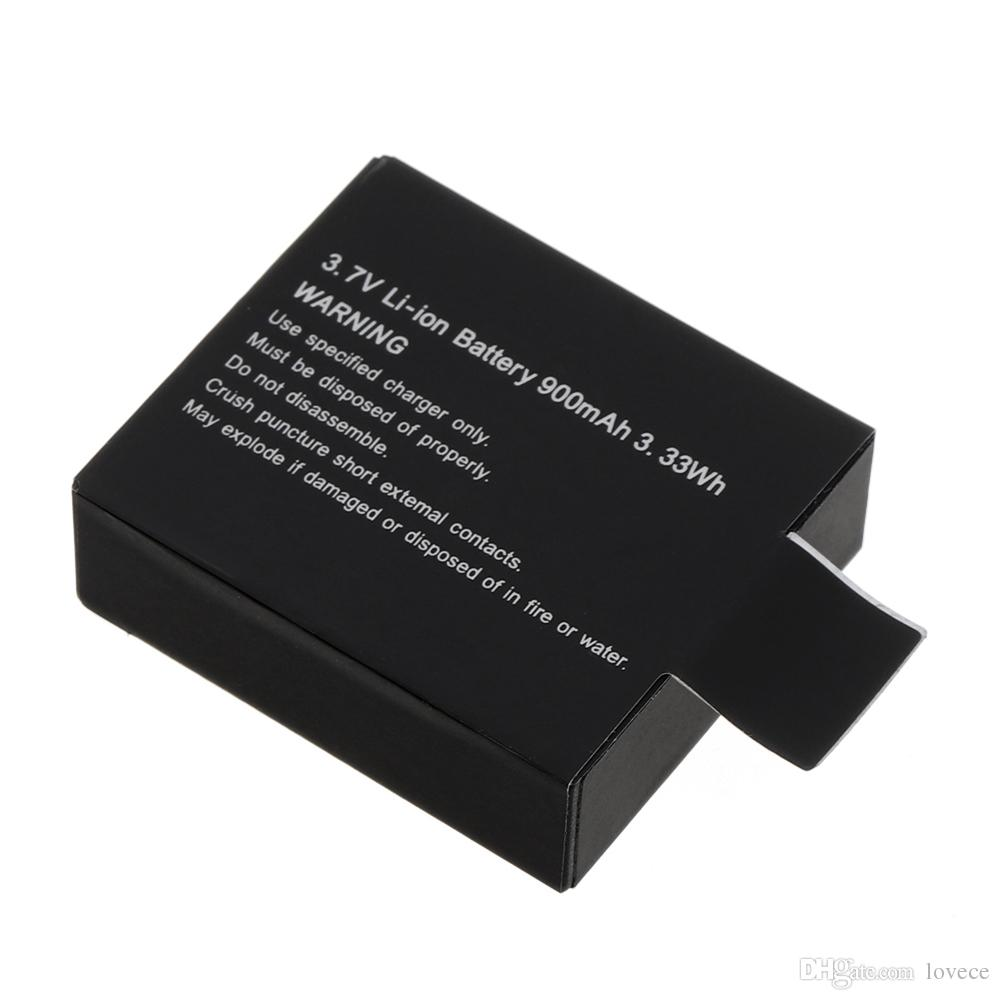3.7V 900mAh Li-ion Rechargeable Battery for SJ4000 SJ5000 SJ6000 SJ7000 SJ8000 SJ9000 Camera BTY_10Y