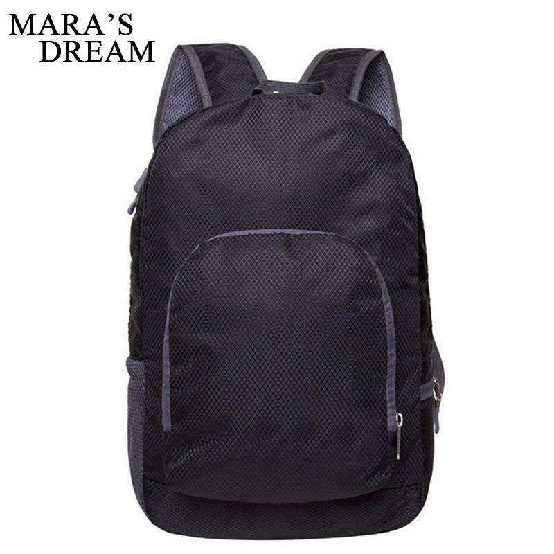 e75e2b2acc Mara s Dream Women Travel Bag Simple Waterproof Can Fold Women Bag Fashion  Casual Large Capacity Men And Travel Bags Cheap Travel Bags Mara s Dream  Women ...
