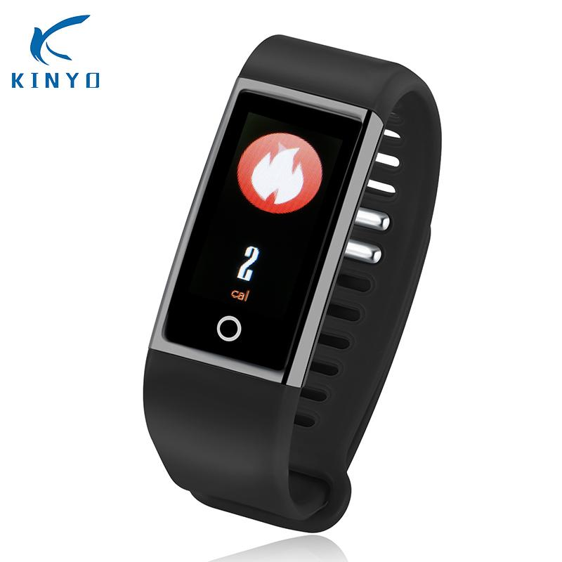 Smart Bracelet Wristband 4.0 Bracelet Heart Rate Monitor Fitness Tracker Waterproof IP67 watch for Android Phone