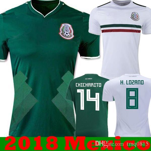 newest 16a42 3265a inexpensive mexico 8 hlozano green home soccer country ...