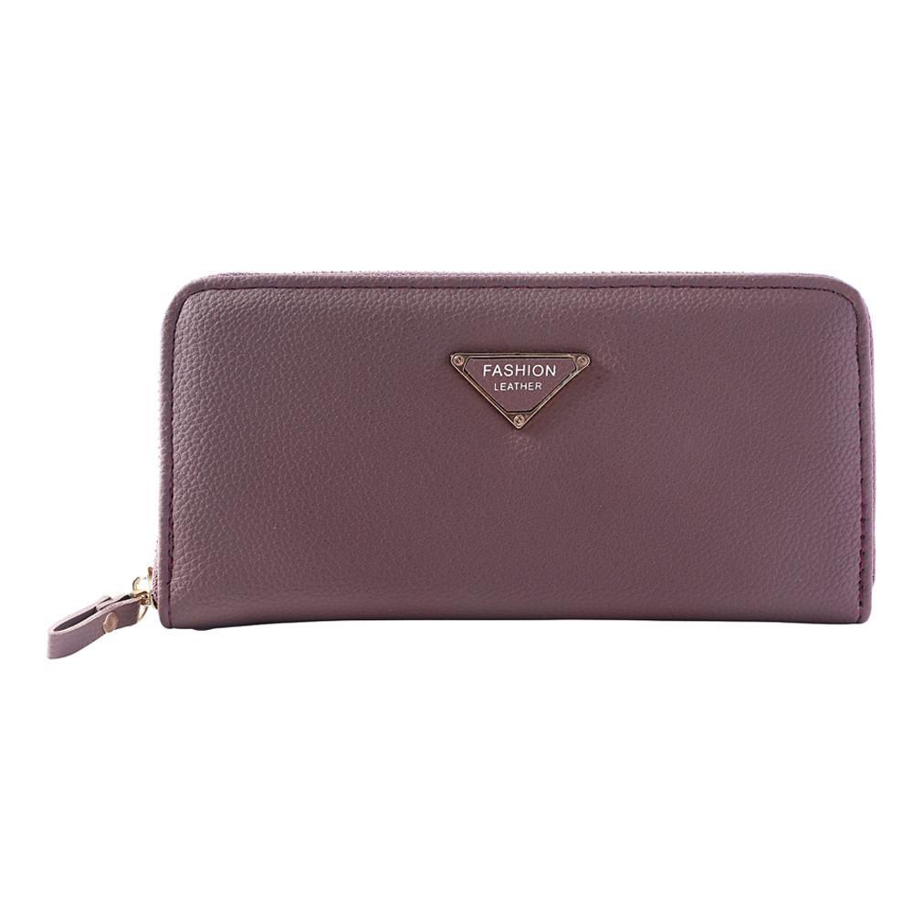 Damentaschen 2019 Design Neue Mode Frauen Brieftaschen Aus Echtem Leder Haspe Damen Geldbörse Marke Portefeuille Billeteras Mujer Schwarz Und Rot Brieftasche