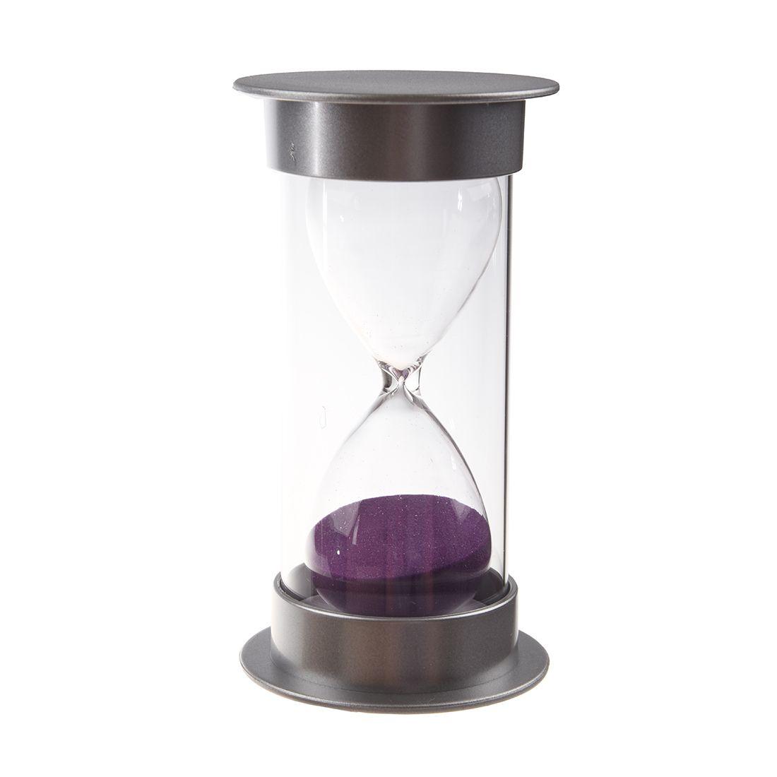 2019 Plastic Crystal Sandglass 30 Minutes Sand Clock Decoration