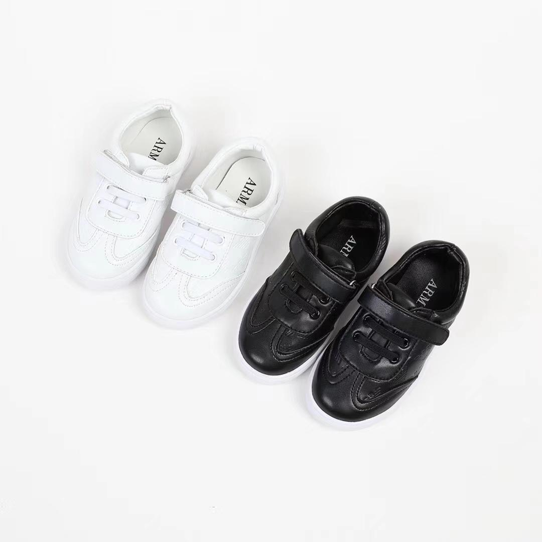 77ebc951e6fe 2018 Fashion Luxury Kids Sneakers Brand Design Baby Boys Casual ...