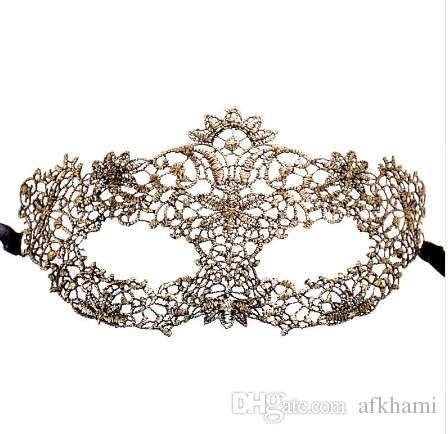 NEW Masquerade Lace Mask Catwoman Halloween Cutout Prom Party Mask Accessories Sexy Lace Eye Mask Venetian Masks Party