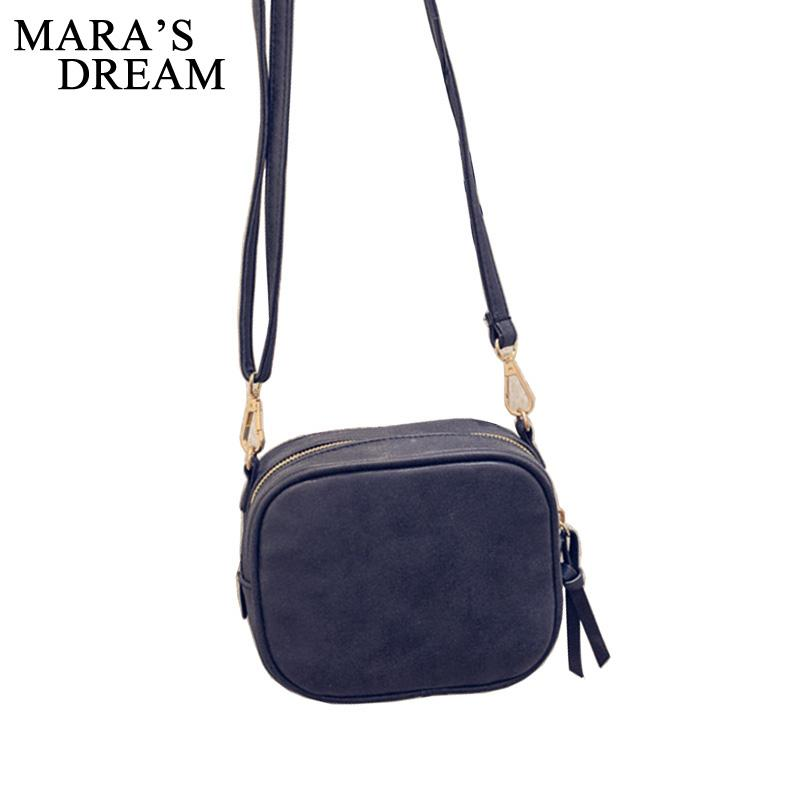 96be8c9c2f8e Mara S Dream Daily Mini Leather Flap Women Messenger Bag Small Shoulder Bag  Lady Handbag Purse Crossbody For Travel 2017 New Fiorelli Handbags Patricia  Nash ...