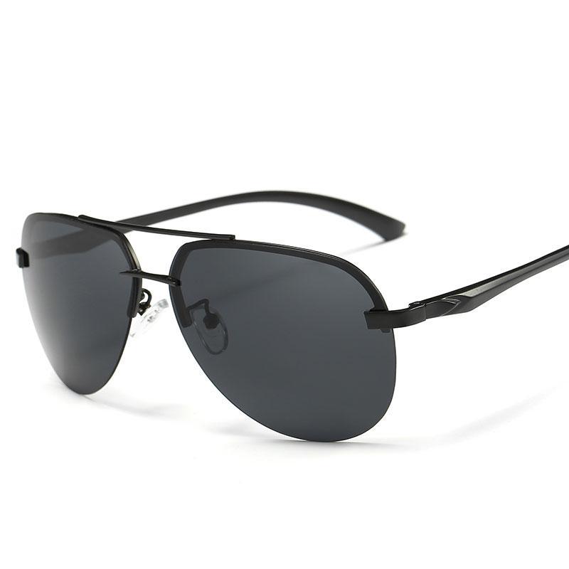 88effa5ab3 Compre Sin Montura Unisex Gafas De Sol Polarizadas Hombres Mujeres Colorido  Rana Espejo Gafas De Conducción Gafas Al Aire Libre Gafas De Sol Clásico  Gafas ...