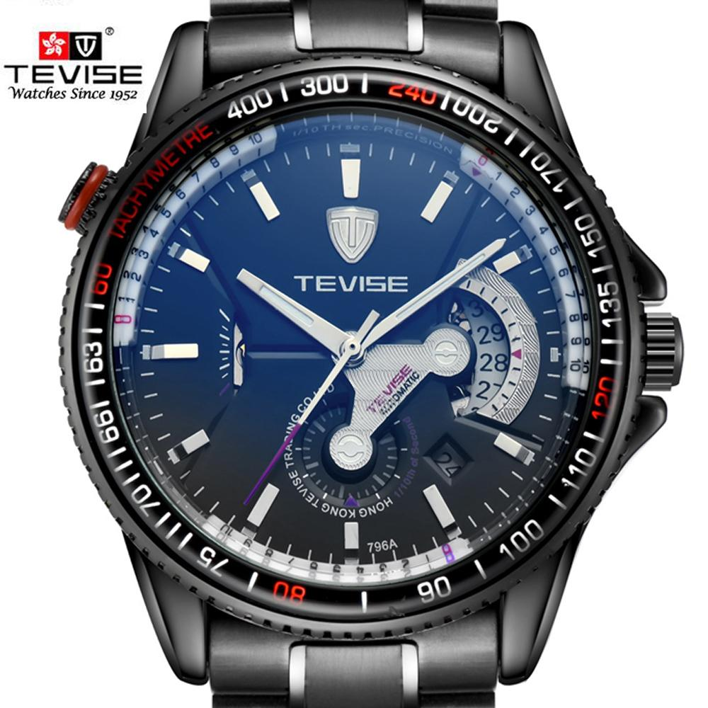 23548cc8b9e TEVISE Automatic Watch Mechanical Watches With Automatic Winding Top Brand  Luxury Sport Relogio Automatico Masculino Men S Watch Online Buy Watches  Buy ...