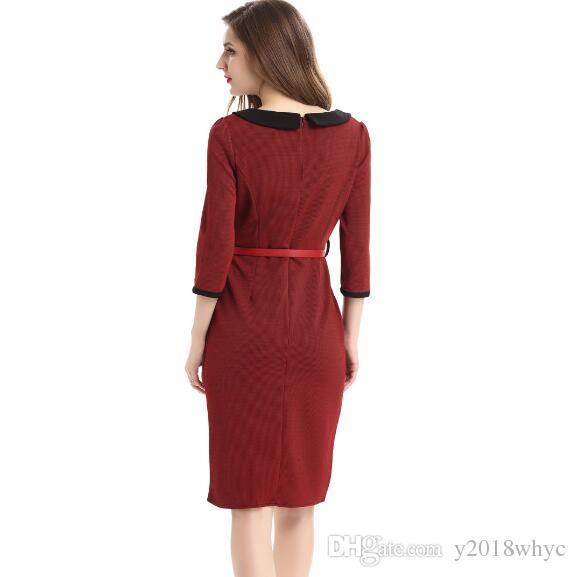 delle nuove donne Europa e in America Esplosioni Di alta qualità Cinture sottile dal vestito