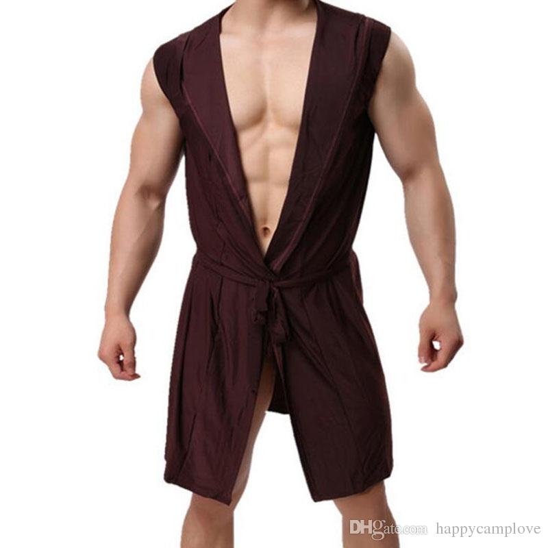 Sexy robes for men