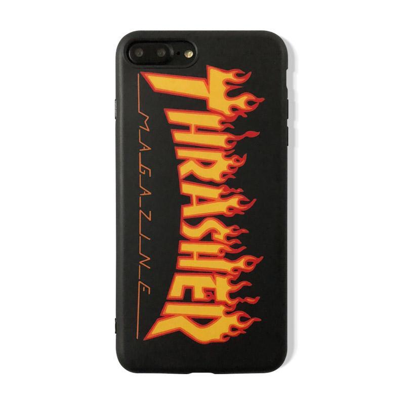 promo code 92fb0 90a8d Fashion Brand Cool Phone Case for IphoneX IphoneXs 7Plus/8Plus 7/8 6/6sPlus  6/6s Protective Back Cover Phone Case