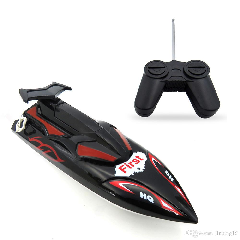 Hot Sale Flytec Hq2011 15c Mini Infrared Remote Control Boat 10km H