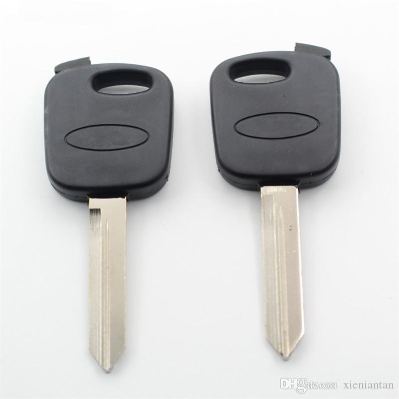 For Ford Escape Transponder Remote Key Shell can install chip With Logo S42