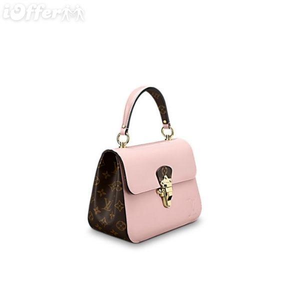 c577118835 Cherrywood Pm M53355 Handbag Rose Ballerine Bag Pink Women Handbags  Shoulder Messenger Bags Totes Iconic Cross