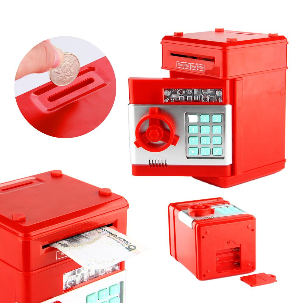 Großhandel Elektronische Piggy Bank Spielzeug Digitale Münzen
