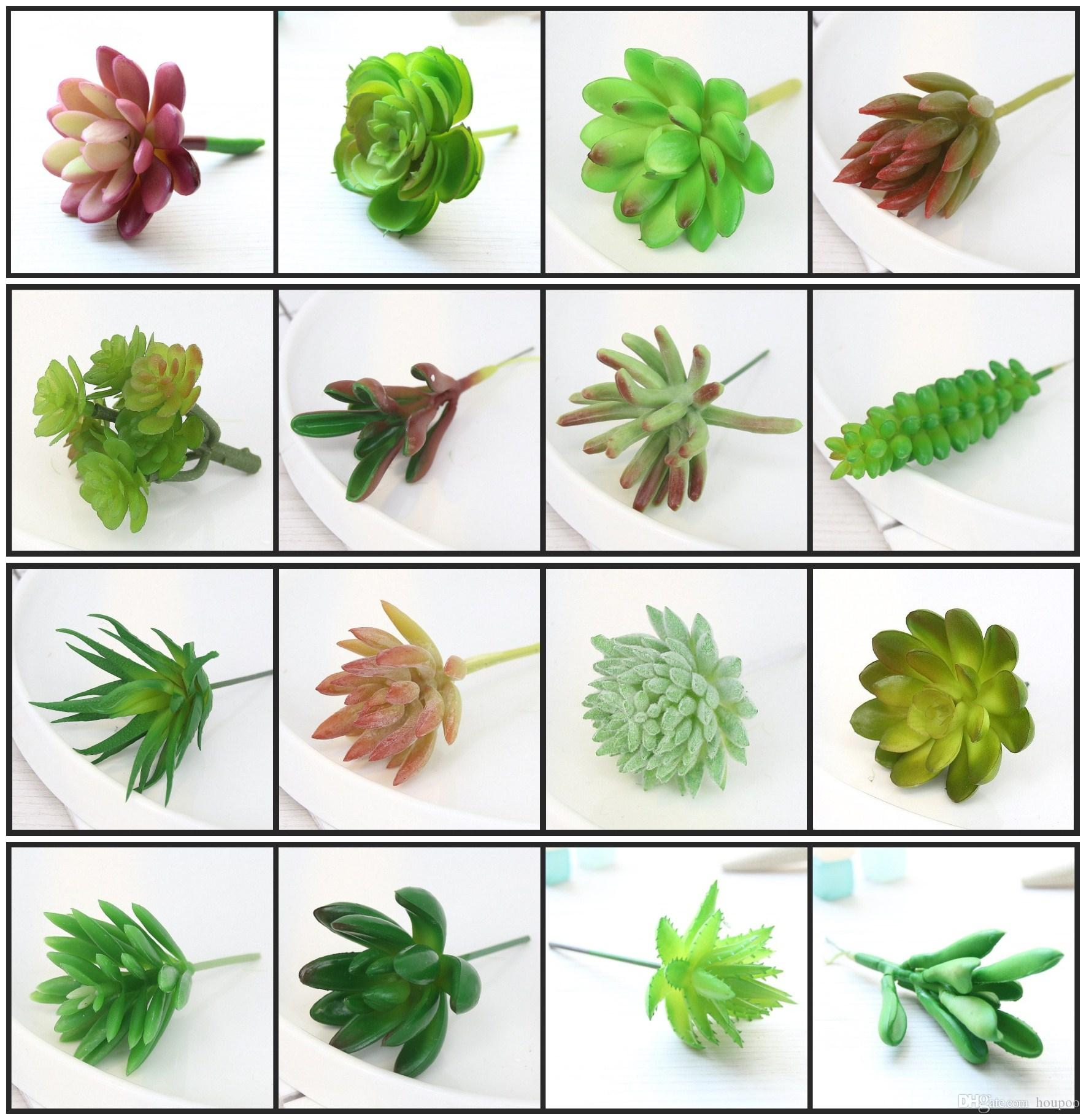 2018 Wedding Home Decor Artificial Plants Real Touch Fake Artificial