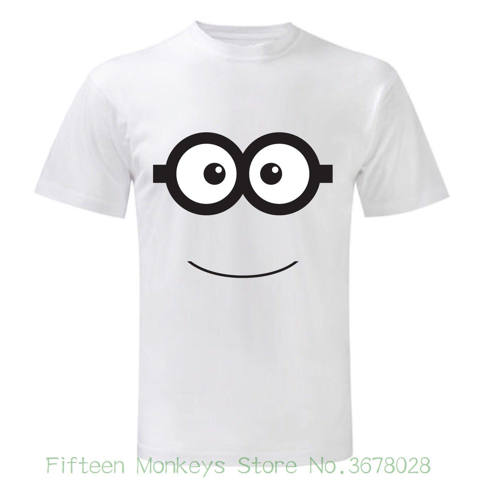Women S Tee Art T Shirt Maglietta Minion Cattivissimo Me Uomo