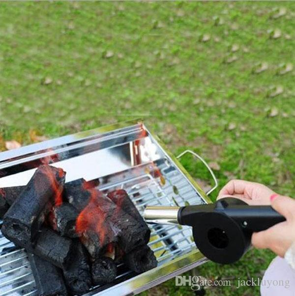 Supply High Quality Barbecue Hair Dryer Blower Tool Accessories Installation Is Very Convenient Camping Dining Tools