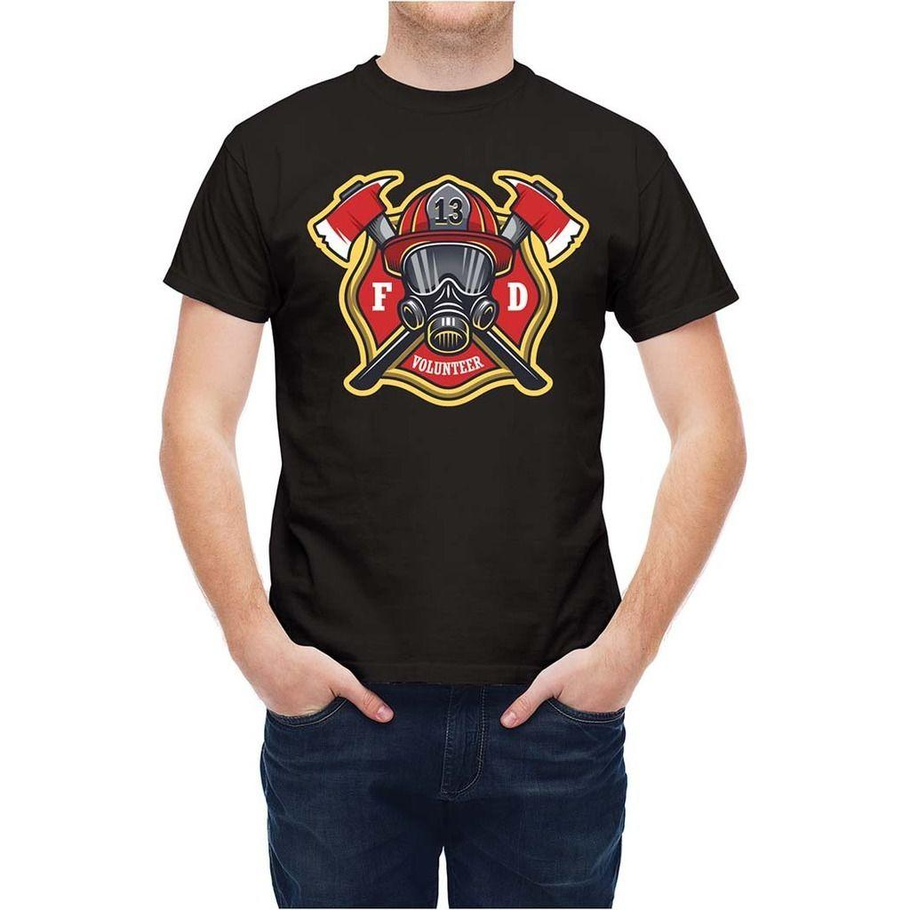 ab6b6328f Custom Fire Department Shirts | Top Mode Depot