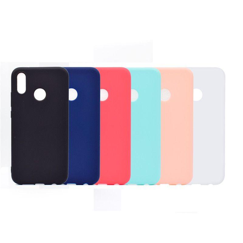 353a4c0739f Fundas Celulares Funda De Color Caramelo Para Huawei P20 Lite Funda Suave De  TPU Ultrafino Diseñador Mobie Funda De Teléfono Capinha Para Huawei P20 Lite  ...