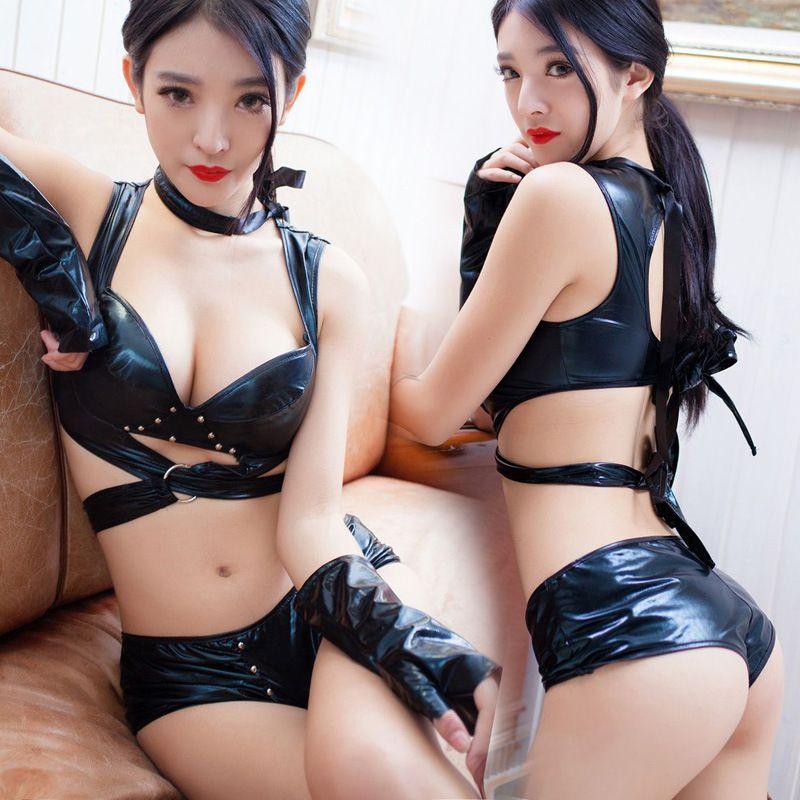 Порно белье красное с черным — img 5