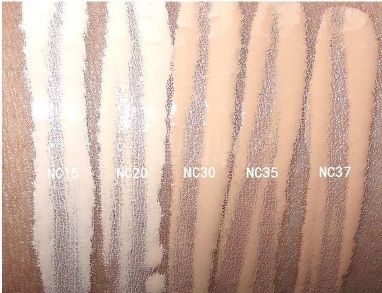 HOT 메이크업 재단 STUDIO WATERWEIGHT 재단 액체 30ML 6 색 고품질