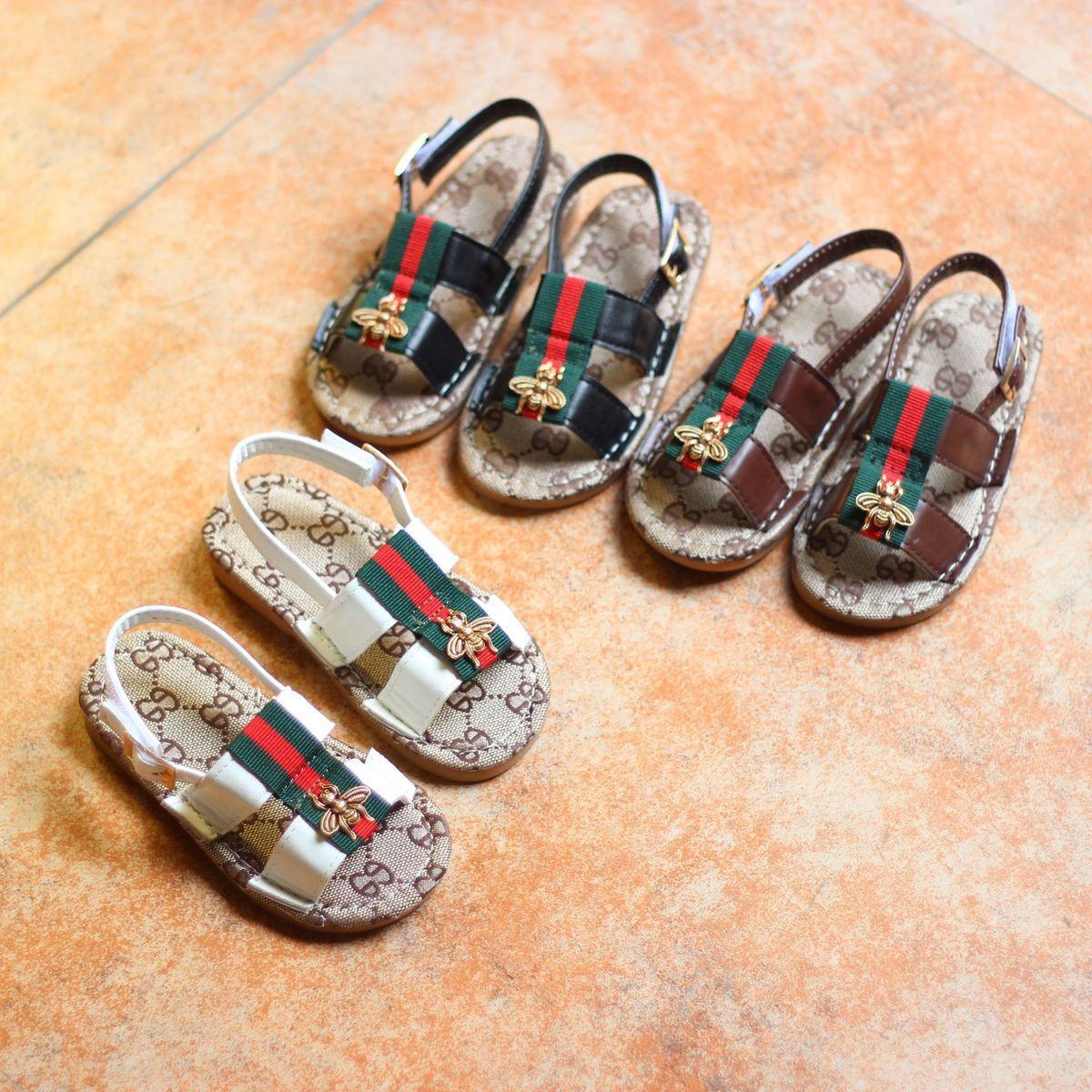 Children S Cool Shoes 2018 Summer Boy And Girl Sandals Beach Slipper Soft  Bottom Comfortable Leisure Joker Stripe Design Kid Boy Shoes Boys And Girls  Shoes ... a399d54bb