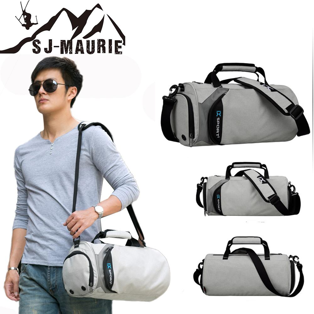 a7638c2fc2d4 2019 Sports Bag Men Gym Bag For Training Waterproof Basketball Fitness  Travel Pouch Outdoor Sports With Shoes Storage 20L From Dragonfruit