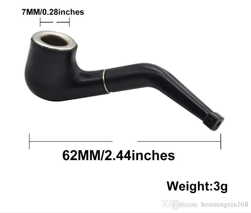 Mini filtro creativo de tubo pequeño el fino tubo Mini Mini