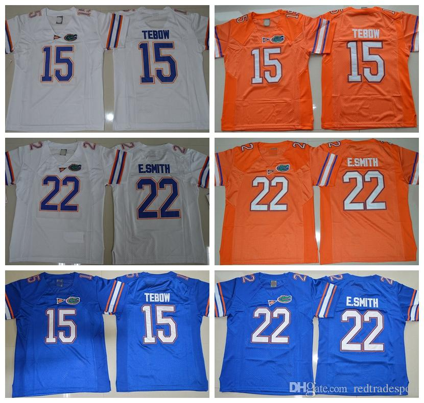 2a054237a37 2019 Vintage Florida Gators College Football Jerseys Cheap 22 E ...