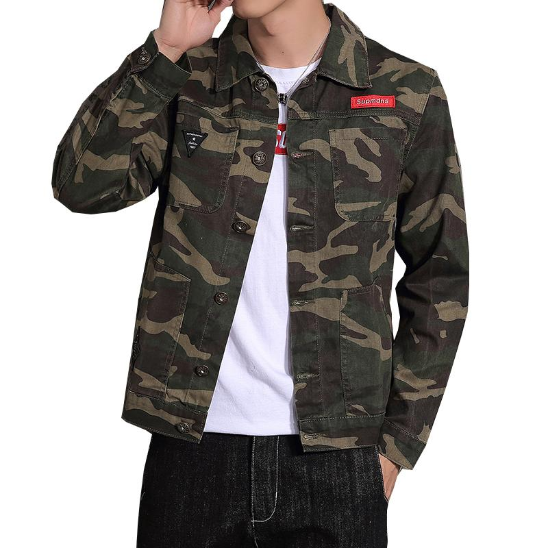 2017 Army Military jacket men camouflage Tactical Camo casual fashon bomber Jackets Mens Jackets Coats Outwear Clothing Hombre