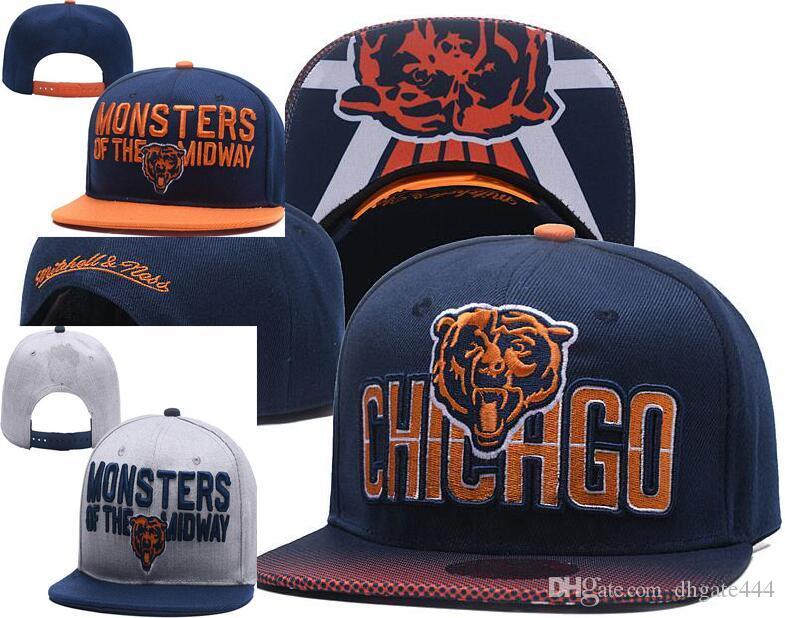54534f49f11 2018 Fan s Store Outlet Sunhat Headwear Snapback Chicago Hats Caps ...