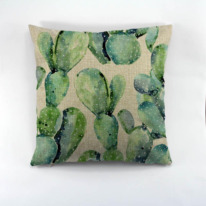 Responsible Cute Animals Pet Dog Pattern Cushion Cover For Sofa Home Decor Almofadas 45x45cm Decorative Throw Pillow Home Textile