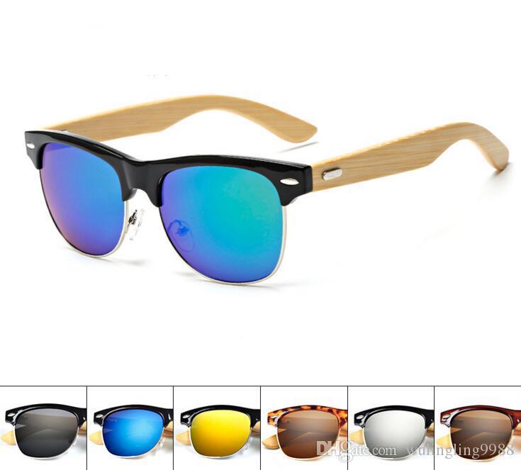 Retro Männer Damen Vintage Shades Sonnenbrille Brillen Outdoor Sportbrillen