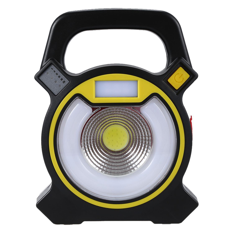 Outdoor Garden Work Spot Lamp Usb Rechargeable 30w Cob Led Portable Flood Light Night Lights