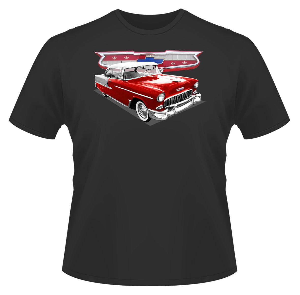 Mens T Shirt Chevrolet Bel Air Classic Car Birthday Gift Or Present Awesome Shirts For Guys Cool Tee Designs From Yg04tshirt 1205