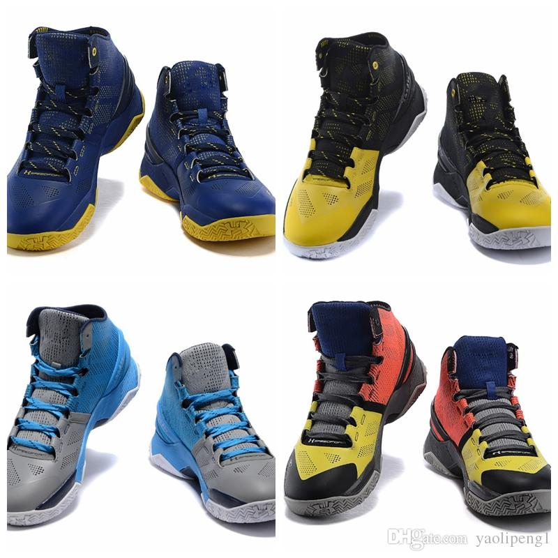 2018 2019 Hot New Curry 2 men shoes BHM Final Athletic Sports Sneakers Cushion trainers Cushion On Foot outdoor designer